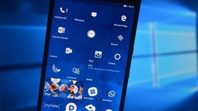 Win10 Mobile 10586.71:首个类PC版累积更新,下载安装更快