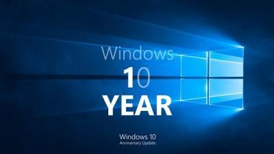 注意:Win10 PC一周年更新可能导致硬盘分区消失