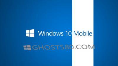 从最新的Win10 SDK中抽取了Win10 Mobile的定义