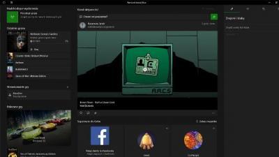 PC播放器将在Win10上收到新版本的Xbox应用程序
