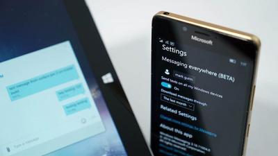 Win10 RTM版将缺失跨设备发送消息功能,Skype UWP接管