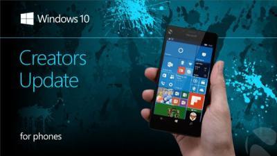 Win10 Mobile创意者更新正式版4月25日推送