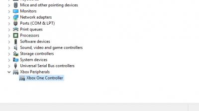 如何在Win10中校准Xbox One Controller