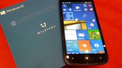 Windows10 Mobile死了? 这两个新手机表明它依然活跃