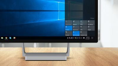 如何隐藏Windows 10操作中心中的快速操作