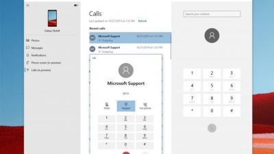 """Win10您的手机应用程序中的""""电话""""功能动手实践"""