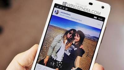 Instagram在Win10 Mobile和Win10 PC中更新