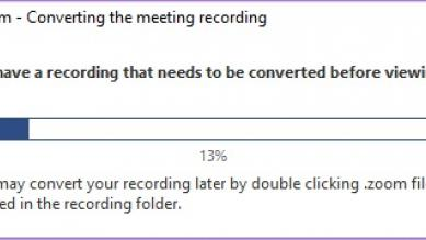 如何在Win10和macOS上通过缩放记录屏幕