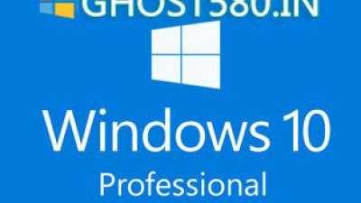 微软发布了Windows 10 Pro更新