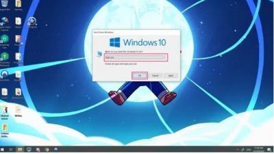 退出Windows 10帐户的4种不同方式