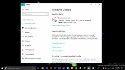 Microsoft Windows10内幕预览版16273(PC)