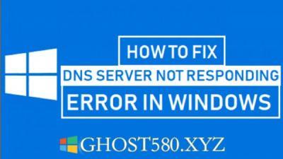 Win10上的DNS服务器无响应:这是如何解决它