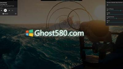 微软推出适用于Win10的新Xbox游戏栏
