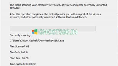 如何解决Win10中的Microsoft安全扫描仪错误
