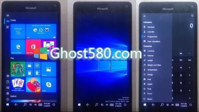 另一个视频展示了Lumia 950 XL上的Win10 ARM