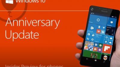 Windows10 Mobile一周年更新预览版14383已知问题大全
