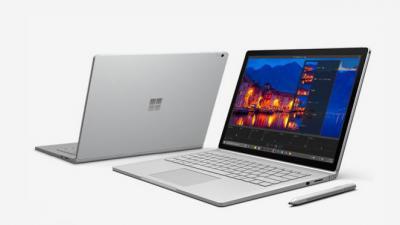 换增强版吧,微软美国停售1TB初版Surface Book