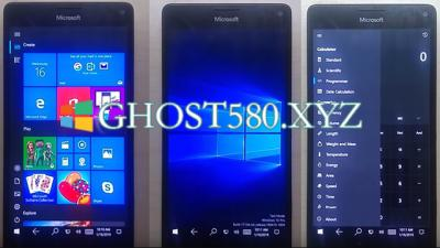 Lumia 950上用于ARM的Win10取得了重大进展
