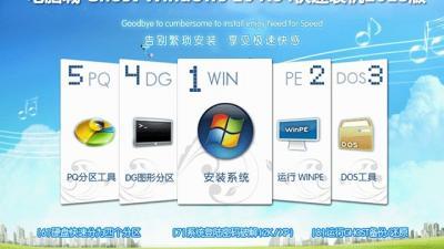 电脑城Ghost Windows10 X64装机专业版(17134.81)